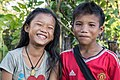 Laughing girl and smiling boy in Laos.jpg