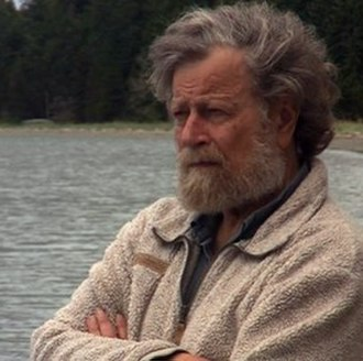 Morten Lauridsen - Morten Lauridsen on Waldron Island in 2012