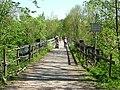 Lautrach Illerbeuren Absturzgefahr auf der Brücke - panoramio.jpg