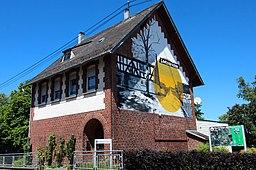 Dorfgemeinschaftshaus, Lautzenbrücken, Westerwald, Rheinland-Pfalz