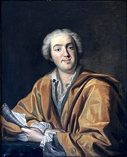 Jean-Jacques Lefranc, Marquis de Pompignan French man of letters and erudition