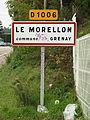 Le Morellon-FR-38-panneau d'agglomération-1.jpg
