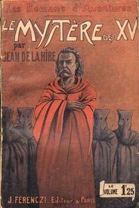 Le Mystère des XV cover