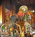 Le pilier de la ville dans le Vat Simuang (Vientiane)(Vientiane) (4348193701).jpg
