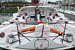 Le voilier de course Port de Plaisance de Roscoff (5).JPG
