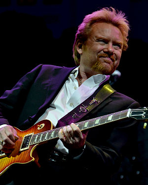 Lee Roy Parnell - Parnell at the Texas Songwriter's Hall of Fame 2011