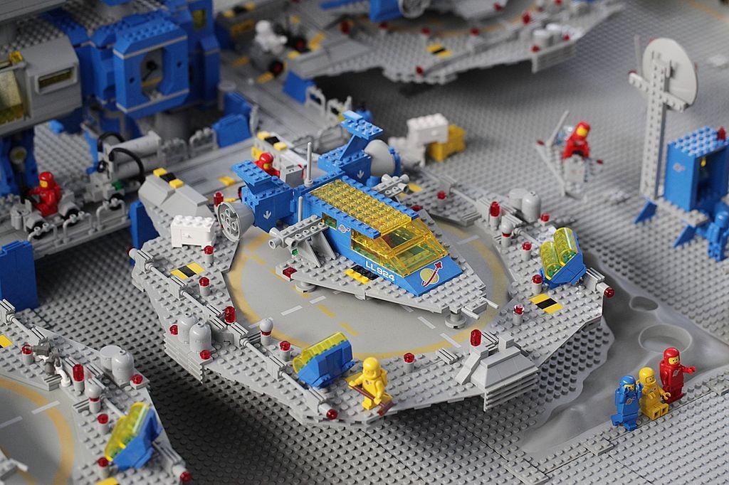 Gra Lego City Time To Build