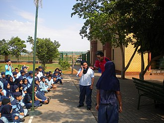 Islam in South Africa - Lenasia Muslim School