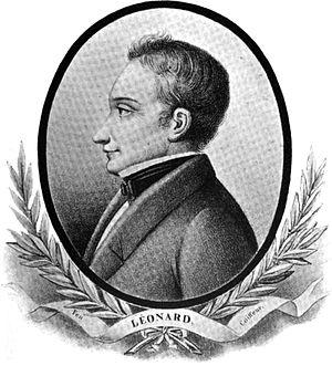 Jean-François Autié - Image: Leonard