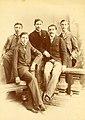 Les frères Blum - Marcel, René, Léon, Lucien et Georges.jpg