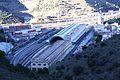 Les gares ferroviaires voisines de Cerbère et de Portbou - Portbou (7).JPG