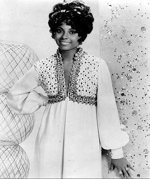 Leslie Uggams - Uggams performing, c. 1971