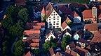 Aurach - bocianie gniazdo - Niemcy