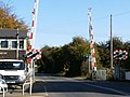 Level Crossing, Allensmore, Hereford - geograph.org.uk - 1535164.jpg