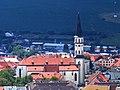 Levoča, pohľad na mesto z Mariánskej hory 19 Slovakia11.jpg