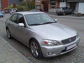 Lexus IS 200 occasion auto à vendre en Belgique Autoccasion.be