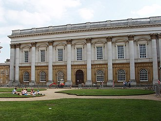 George Clarke - Image: Library, Christ Church, Oxford geograph.org.uk 187943