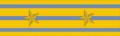Lieutenant Colonel rank insignia (Mengjiang).png