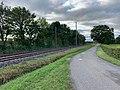 Ligne ferroviaire Mâcon Ambérieu Route Prales Perrex 7.jpg