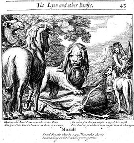 Lion's share - Wikipedia