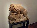 Lion terrassant un mulet-Brumath-Musée archéologique de Strasbourg.jpg