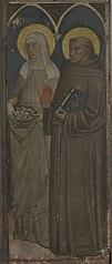 Saint Elizabeth of Hungary and Saint Anthony ofPadua