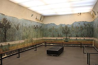 Villa of Livia - Image: Livia Prima Porta 10