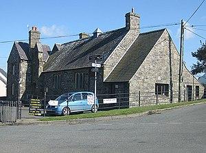 Llanrhian - Former school