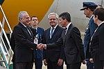 Llegada de Michel Temer, presidente de Brasil (44291837010).jpg