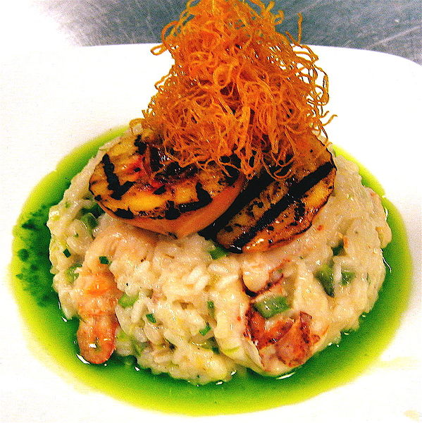 File:Lobster risotto.JPG