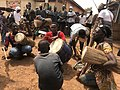 Local drummers from Vitting village 2.jpg
