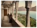 Locarno, Madonna del Sasso, Loggia, Tessin, Switzerland-LCCN2001703228.tif