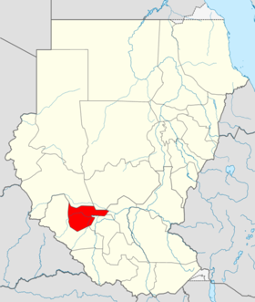 Locator map Sudan Northern Bahr el Ghazal.png
