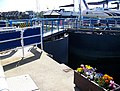 Lock gates, Hythe Marina - geograph.org.uk - 868953.jpg