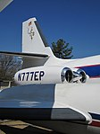 Lockheed Jetstar Hound Dog II Graceland Memphis TN 2013-04-01 019.jpg