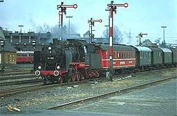 Dampflokomotive Lothar Spurzem [CC BY-SA 2.0 de (https://creativecommons.org/licenses/by-sa/2.0/de/deed.en)], via Wikimedia Commons