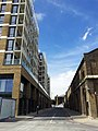 London-Woolwich, Royal Arsenal, Major Draper St 01.jpg