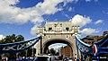 London Borough of Tower Hamlets. Widok detalu mostu Tower Bridge - panoramio.jpg