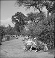 London Parks- Entertainment and Relaxation in the Heart of the City, London, England, 1943 D15956.jpg