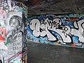 London Southbank Centre graffiti 6.JPG
