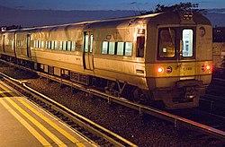 ロングアイランド鉄道M1型電車 -...