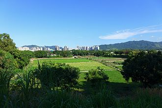 North District (Hong Kong) - Day view of Long Valley in the North District