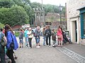 Long queue at Blists Hill Open Air Museum (2) - geograph.org.uk - 1461953.jpg