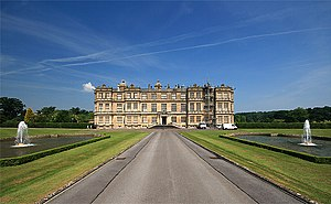 Marquess of Bath - Longleat House, the seat of the Thynnes