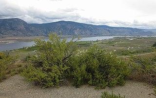 Okanagan Region of British Columbia, Canada
