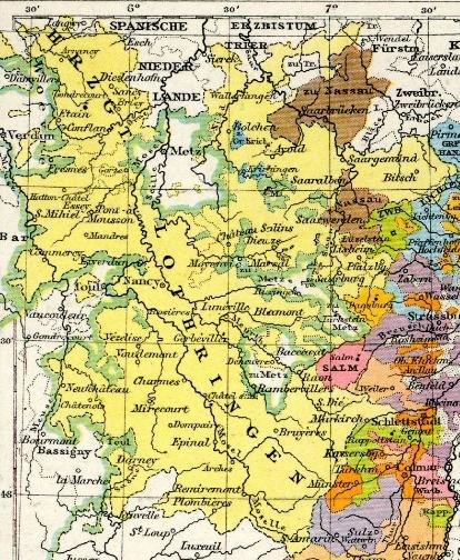 Lorraine 1618-1648