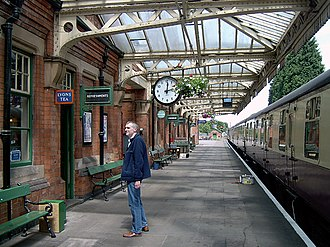 Loughborough - Loughborough Great Central Station