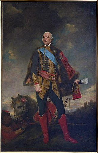 Louis Philippe II, Duke of Orléans - Louis Philippe d'Orléans, as Duke of Chartres, by Sir Joshua Reynolds, ca.1779, Château de Chantilly