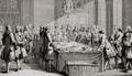 Louis XV tenant l'Audience des sceaux (1757).png
