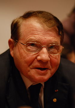 Retrach de Luc Montagnier